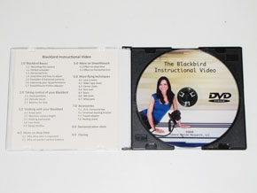 The Blackbird Instructional DVD