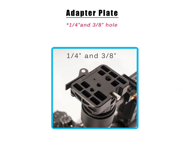 Prophet Adapter Plate