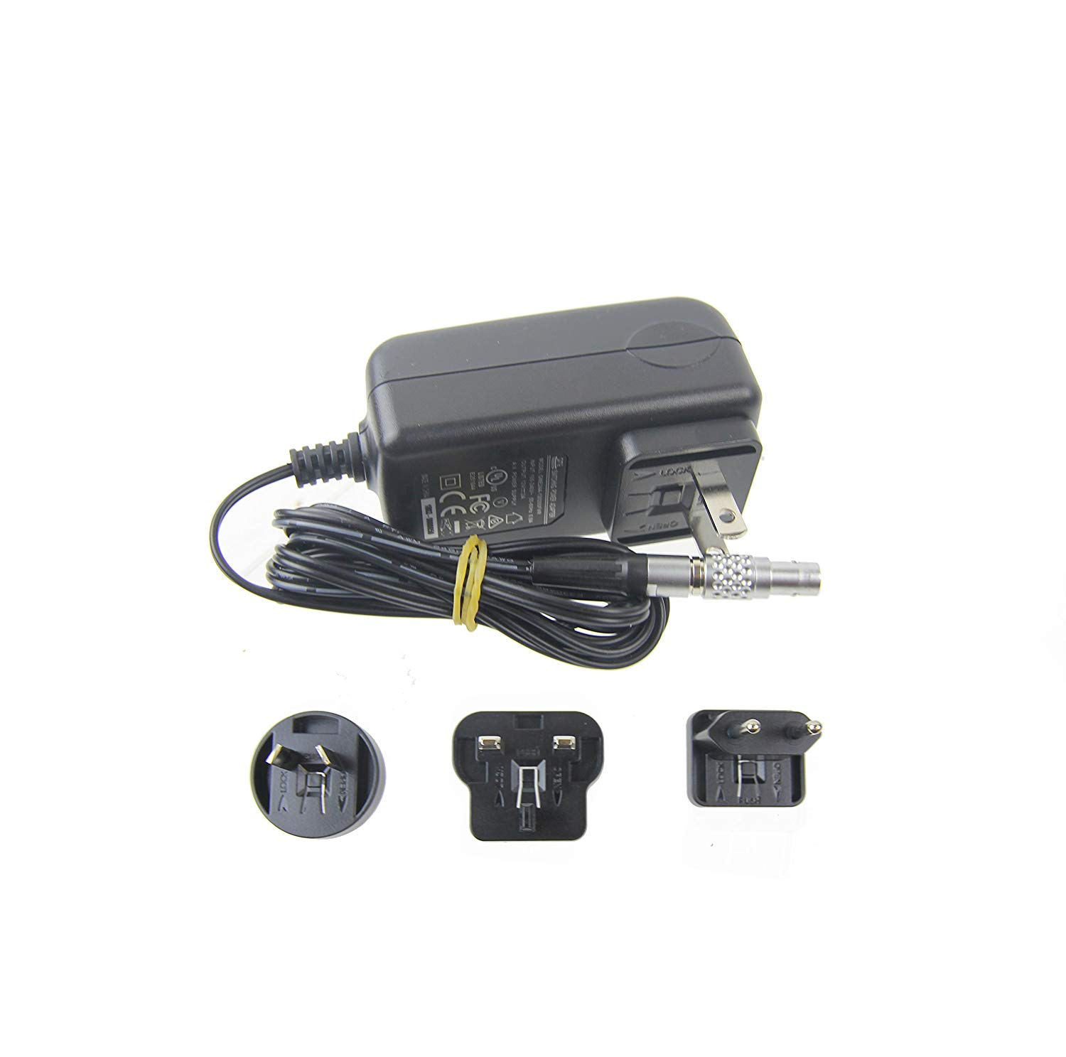 AC Power Adapter to 2 pin Lemo for ACCENT